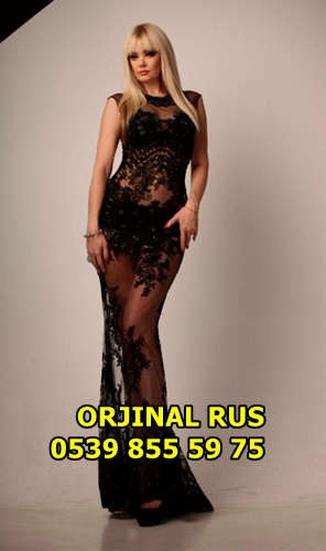 Samsun Sınırsız Rus Güzeli Ceylin