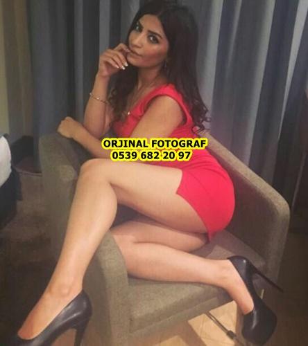 Samsun Yabancı Bayan Selin