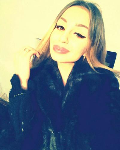 Samsun'den Rus Escort Bayan Alina